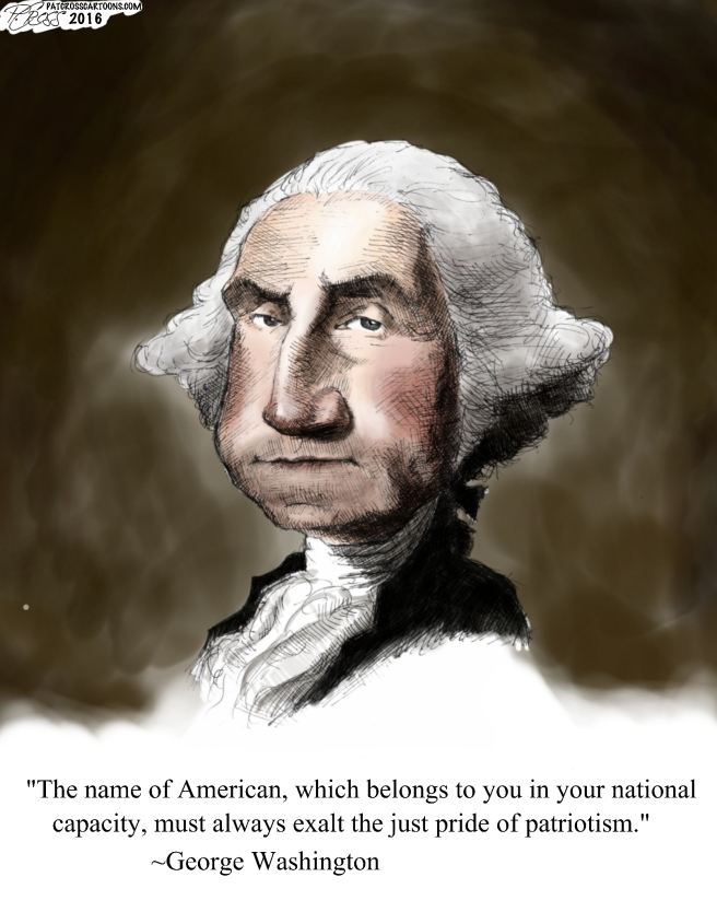 George Washington's B Day
