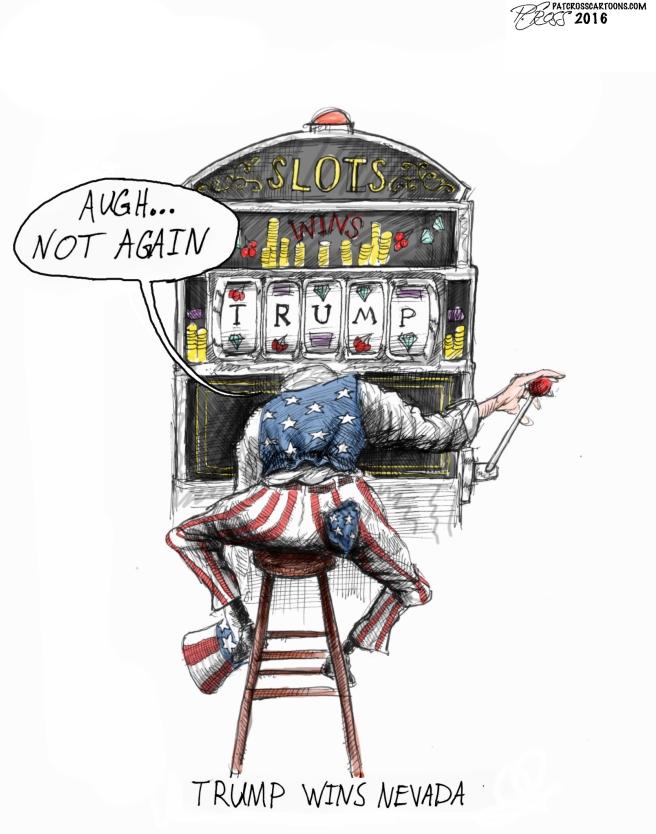 Trump Wins Nevada