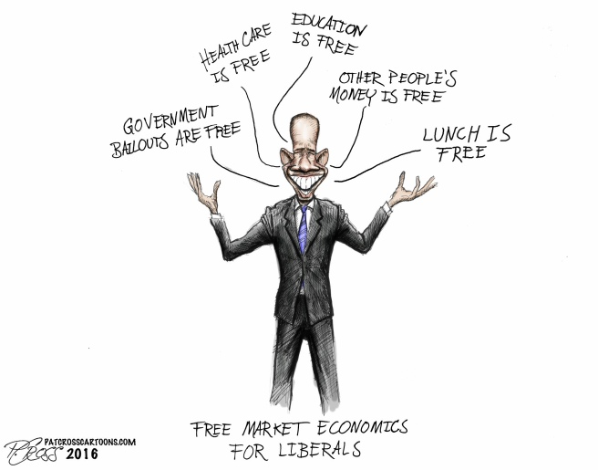 Free Market Economics For Liberals