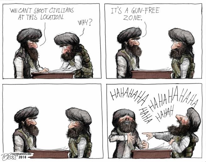 Gun Free zone 1