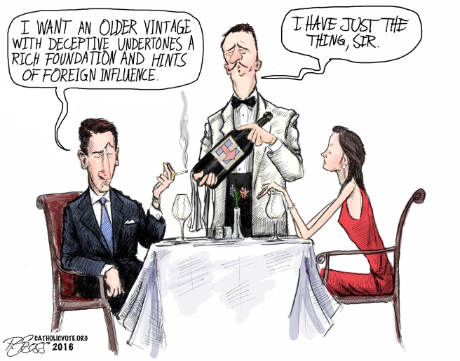 Hillary wine1