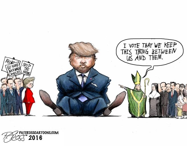 trump-sitting