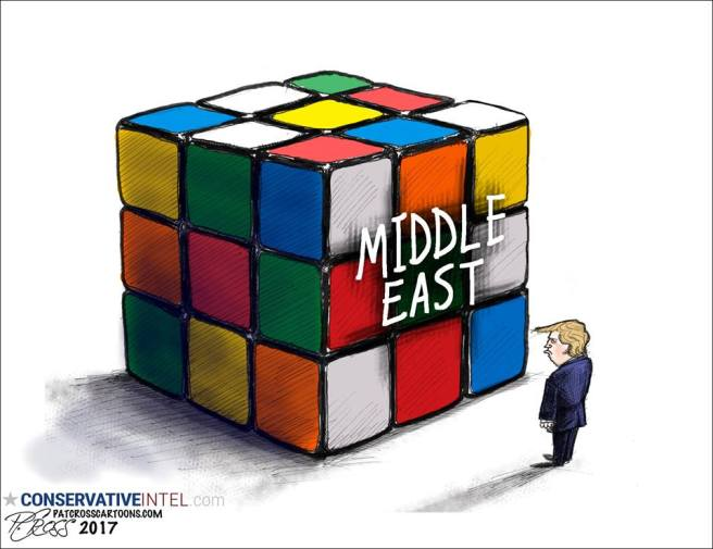 Middle east problem