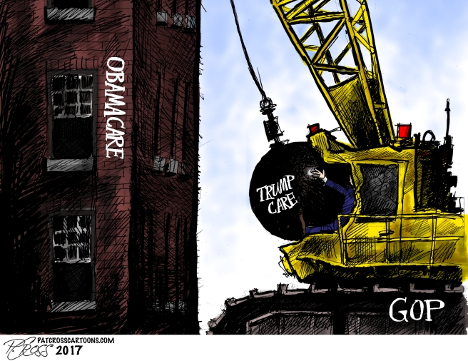 Trumpcare backfire