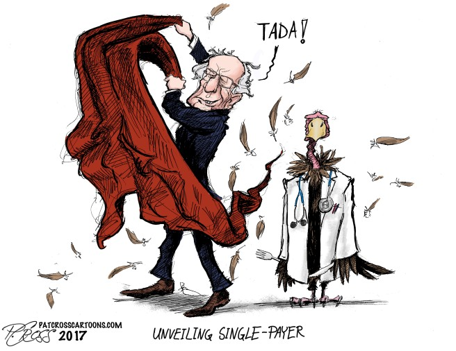 Bernie's Plan