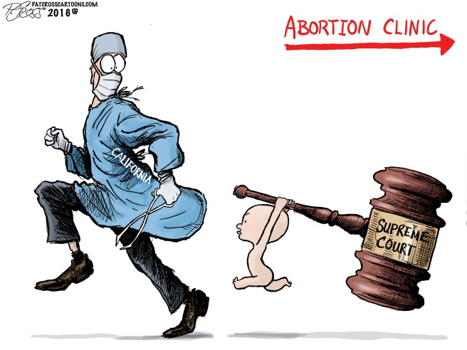 California abortion