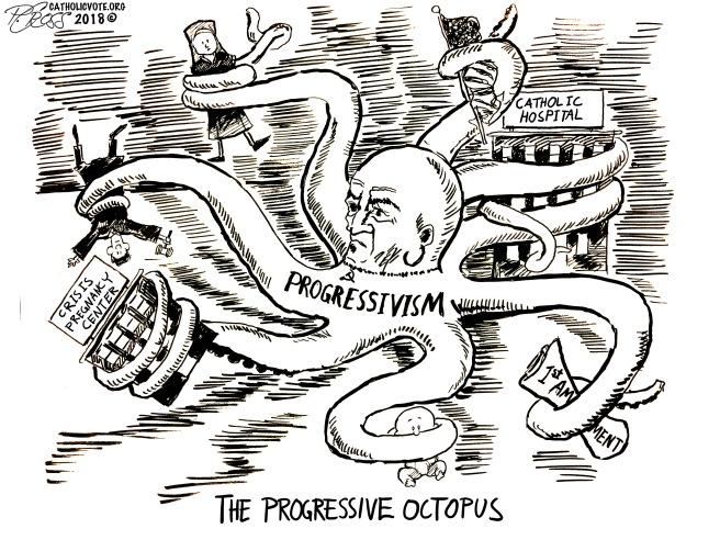 Progressive Octopus