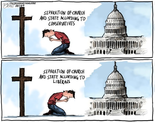 Separation of Church and State final