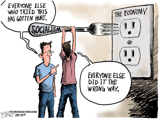 Trying Socialism