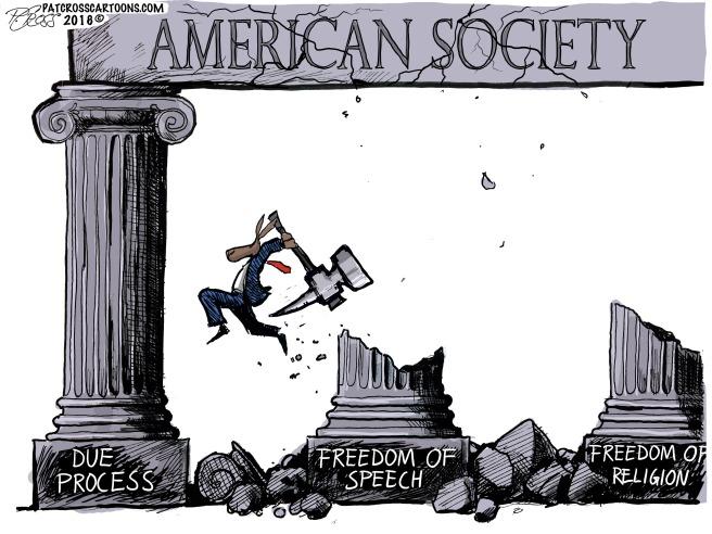 Pillars of America