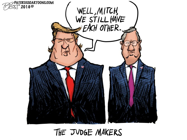 Judge Makers