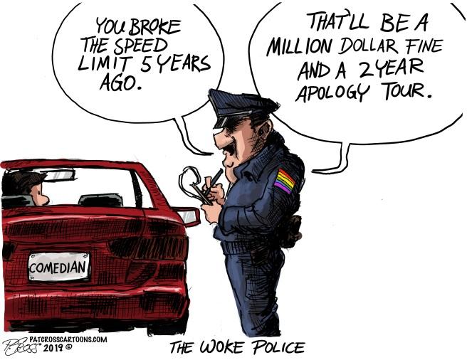 Woke Police 1