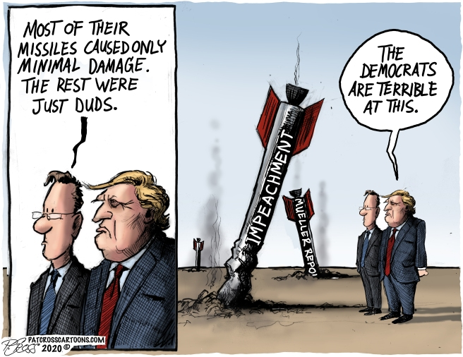 IMpeachment Missile 1