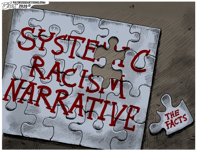 Systemic Racism Puzzle